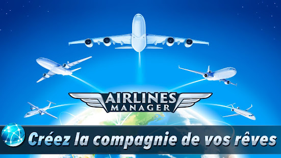 Tlcharger Gratuit Airlines Manager – Tycoon 2021 APK MOD Astuce 1