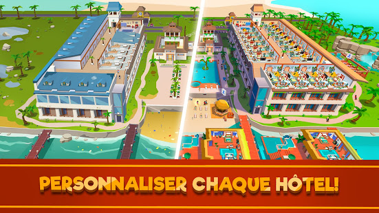 Tlcharger Hotel Empire Tycoon – Idle Game Gestion Simulation APK MOD Astuce 1